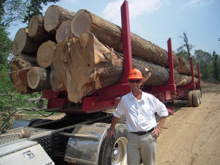 Greg Hooper Logging