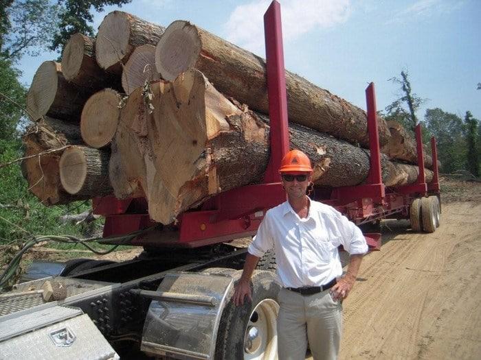 Greg Hooper Logging