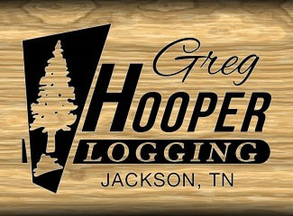 Greg Hooper Logging Logo